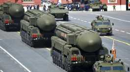 Russian EMP weapons